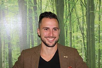 Joe van Dijk is commercieel directeur van De Solar Store