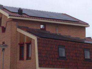 Voor de meest efficiënte zonnepanelen op de markt, koopt u ze van Sunpower.